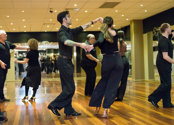 Latin American And Ballroom Dance Lessons